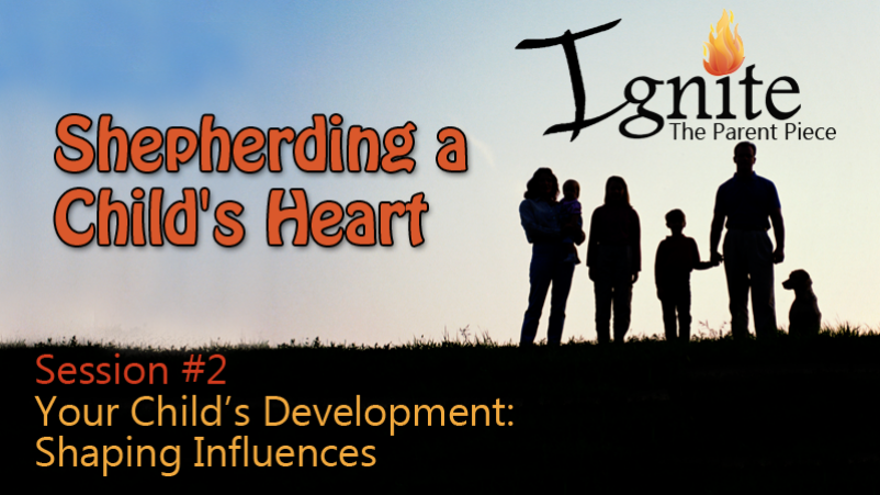 Your Child's Development: Shaping Influences (9/18/16)