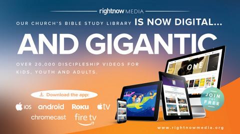 The Netflix of Christian Studies