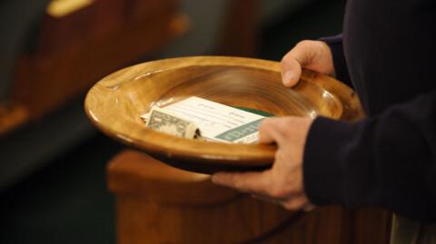 Worshiping God Through Giving