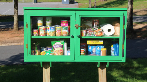 Summerville Blessing Boxes