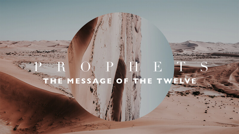 The Message of the 12 - Facebook Live Bible Study