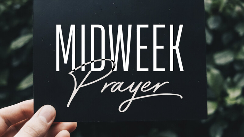 On-Campus Prayer Meeting