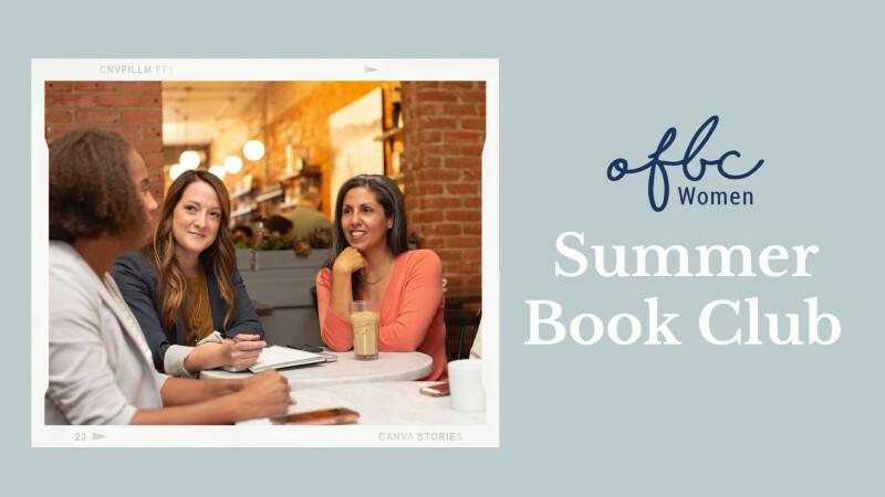 Women's Summer Book Club