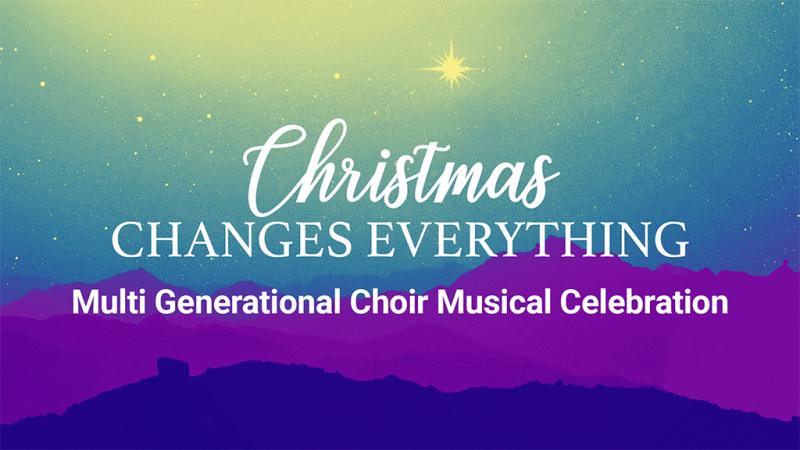 Multi-Generation Choir Practice